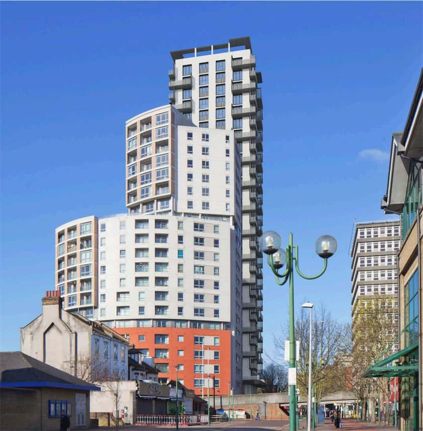 Pioneer Point Platteville Apartments Home: Plans In: 30 Storey, 147 Flat Tower In Ilford